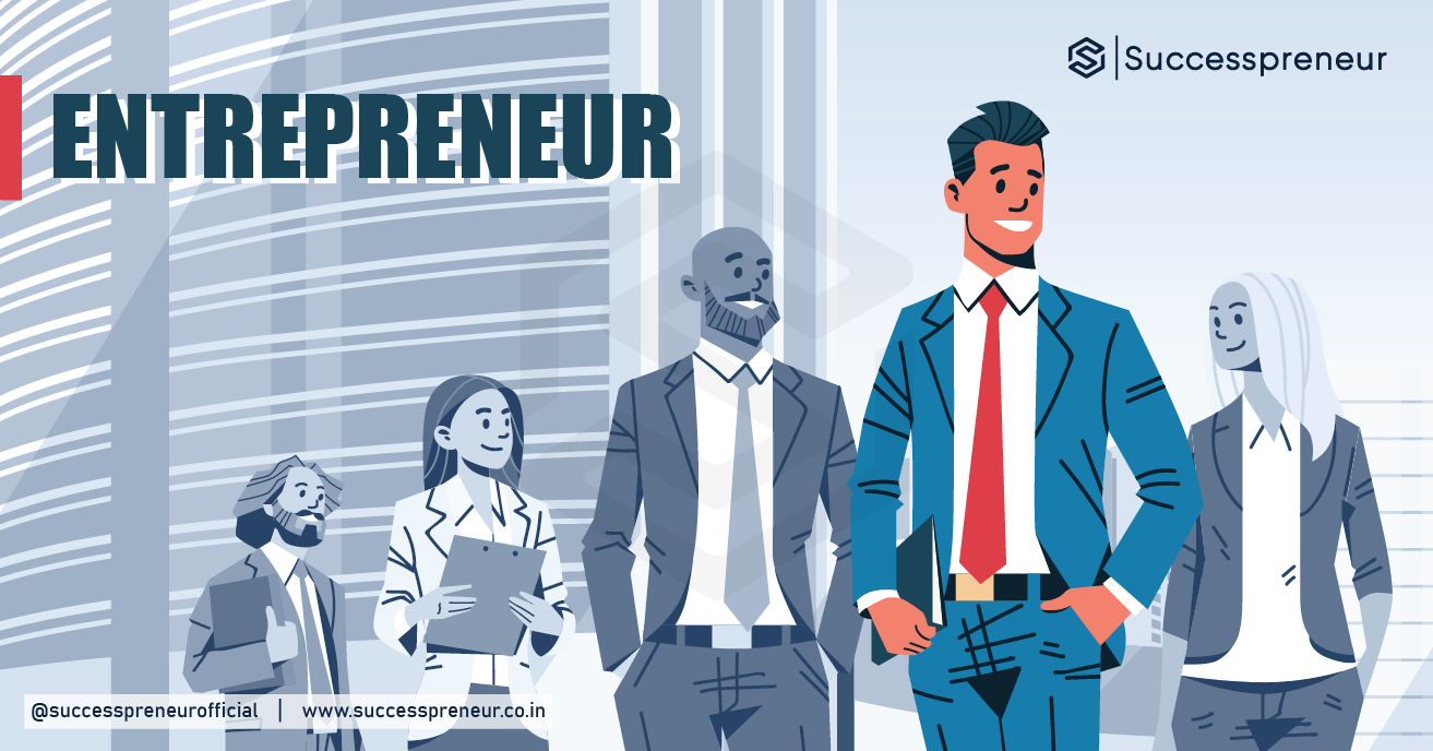 ENTREPRENEUR Successpreneur | Successpreneur.co.in