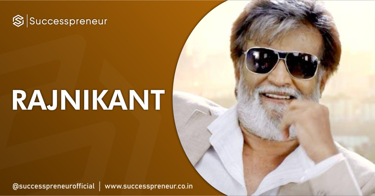 RAJNIKANT | Successpreneur | Successpreneur.co.in