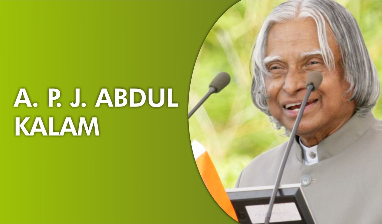 From streets to the presidential seat: A. P. J. Abdul Kalam