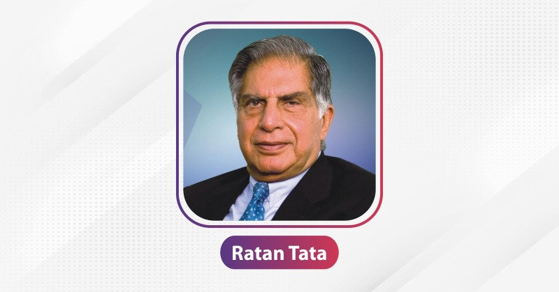 Ratan Tata | The Success Today | Success Today | www.thesuccesstoday.com
