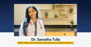 Dr. Samatha Tulla | The Success Today