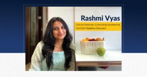 RASHMI VYAS- Clinical Dietician, Consulting Nutritionist, Certified Diabetes Educator   The Success Today   Success Today   www.thesuccesstoday.com