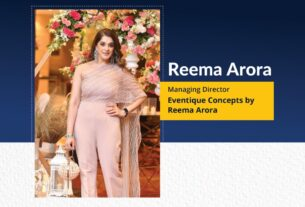 Reema Arora : Managing Director - Eventique Concepts by Reema Arora | The Success Today | Success Today | www.thesuccesstoday.com