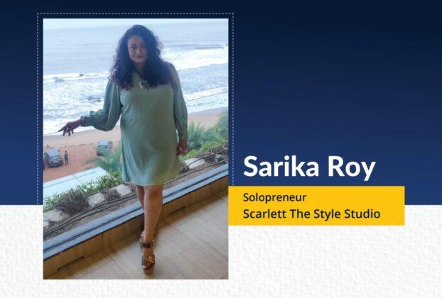 Sarika Roy Solopreneur - Scarlett The Style Studio | The Success Today | Success Today | www.thesuccesstoday.com