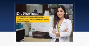 Dr. Shayna : G.M - AMANDEEP COLLEGE OF NURSING   OPERATION HEAD - LABS AT AMANDEEP GROUP   MRS INDIA 2020-21   The Success Today   Success Today   www.thesuccesstoday.com
